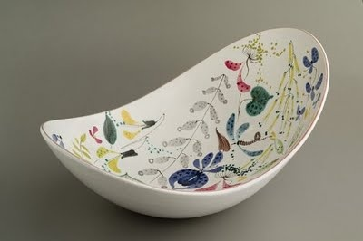 A Plate A Day: Stig Lindberg http://aplateaday.blogspot.com/search?q=lindberg