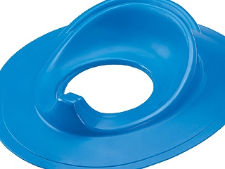 Baby Toilet Seat - Blue, Green