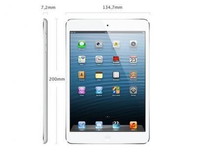 """iPad Mini 2 Apple 32GB Prata 4G Tela 7,9"""" Retina - Câmera 5MP + Frontal Processador M7 com as melhores condições você encontra no Magazine Ciabella. Confira!"""