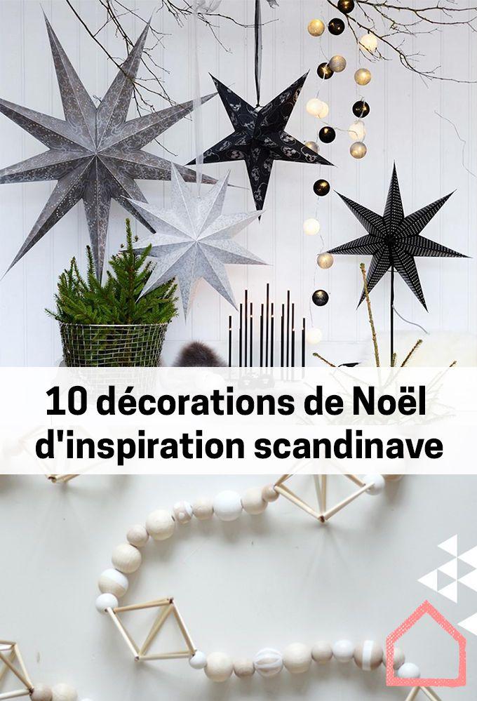 10 Most Stylish Scandinavian Christmas Decoration Ideas | Muramur