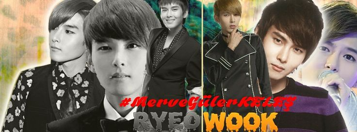 #Ryeowook #Super_Junior By: #MerveGülerKELEŞ
