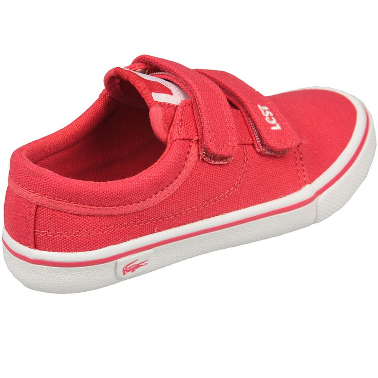 Infants Footwear Sizes 0-9.5 | Red Infant Boys Vaultstar Pumps | Topgrade Sportswear Limited