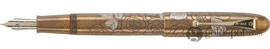 Namiki Limited Edition The Golden Rose Medium Point Fountain Pen