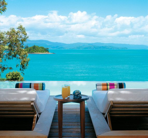 24 hours at the best resort in the world: Qualia in Queensland, Australia
