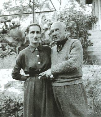 Françoise Gilot rencontre Picasso quand elle est âgée de 21ans. Il en avait 61.