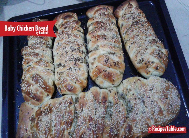 Baby Chicken Bread
