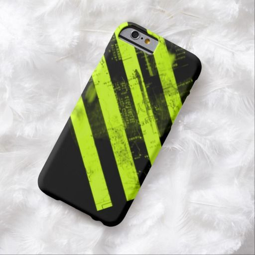 Dead Bumble Bee Physics Grunge iPhone 6, Barely There Case by BOLO Designs.