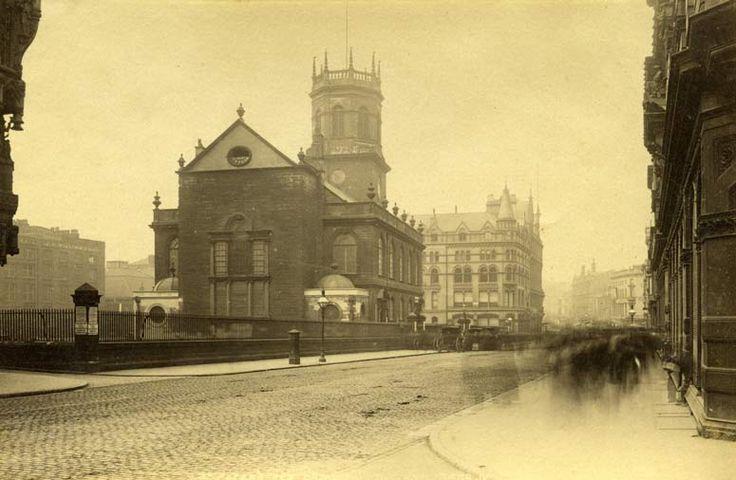 St Peter's, Church Street, 1880s