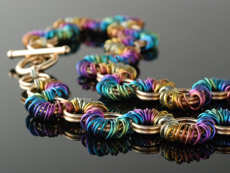 chain maille jewelry tutorials - Google Search