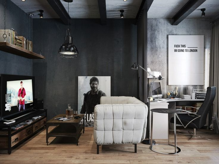 20 best Home Office images on Pinterest | Interiors, Home office ...