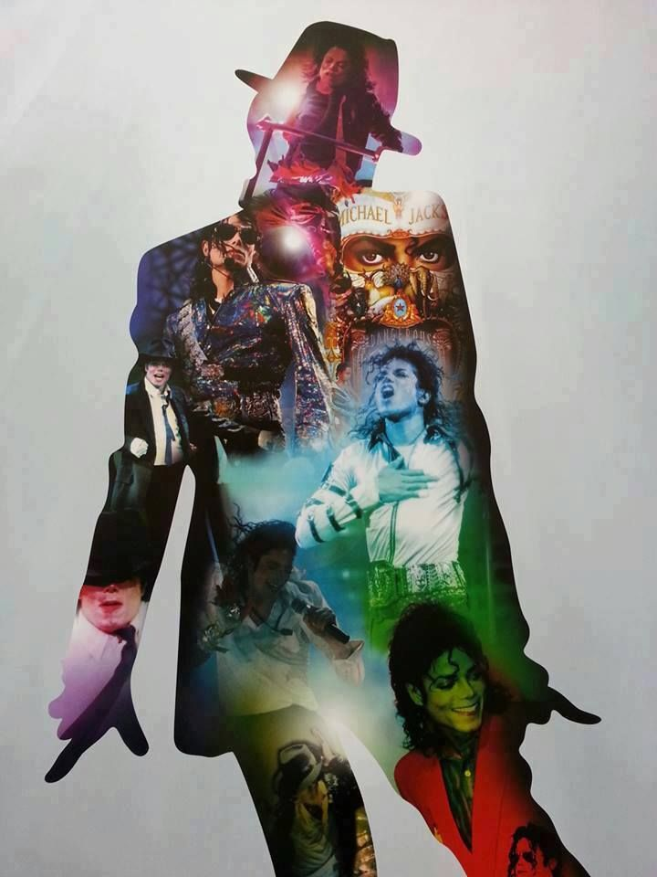 Michael Jackson art, not sure by who tho.