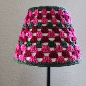 lamp (etsy; no pattern) Would be cute in B's room