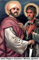 LECTURAS DEL DIA: Lecturas y Liturgia del 3 de Mayo de 2014  1 Cor 15, 1-8 Sal 19, 2-5 Juan 14, 6-14