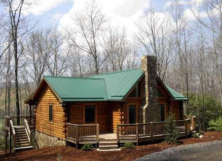 Cabin for Sale in West Jefferson, NC - 2 bed/2 bath at foot of Mt ...