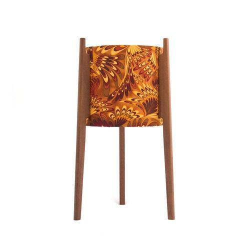 Orange Swirl Sputnik Table Lamp  #midcentury #midcenturymodern #midcenturyfurniture #midcenturydesign #midcenturyhome #midcenturylamp #rocketlamp #lighting #officeofminordetails #byronbay