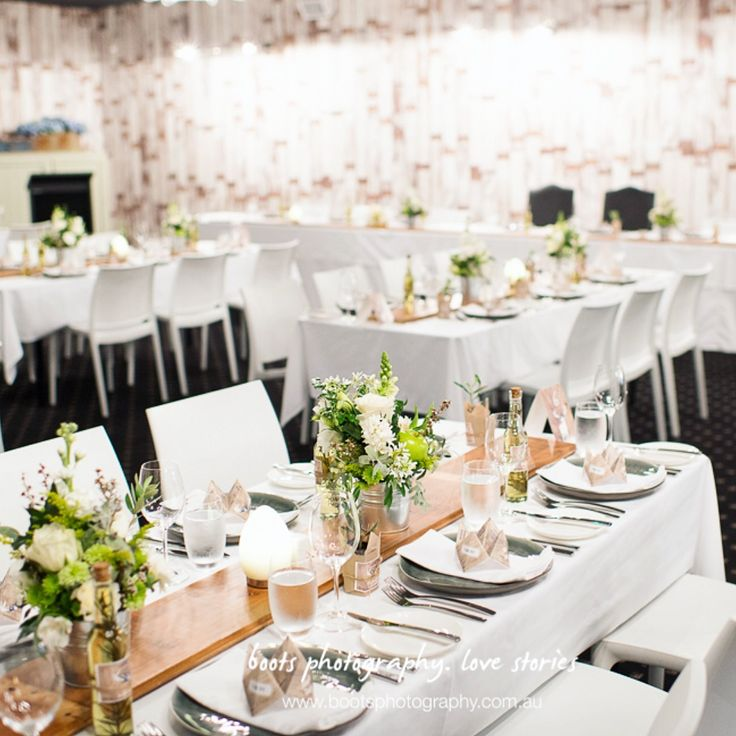 Love our beautiful white set up for this event. Of course with a touch of gorgeous flowers.