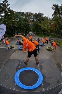 The 4th MOVE Week went beyond expectations! 43 participating countries, over 1700 cities, more than 5300 events and 3000 MOVE Agents activated Europe and Latin America this year. Hundreds of thousands of people had the chance to participate in various fun, active games, to try out new activities and to feel the joy of movement.
