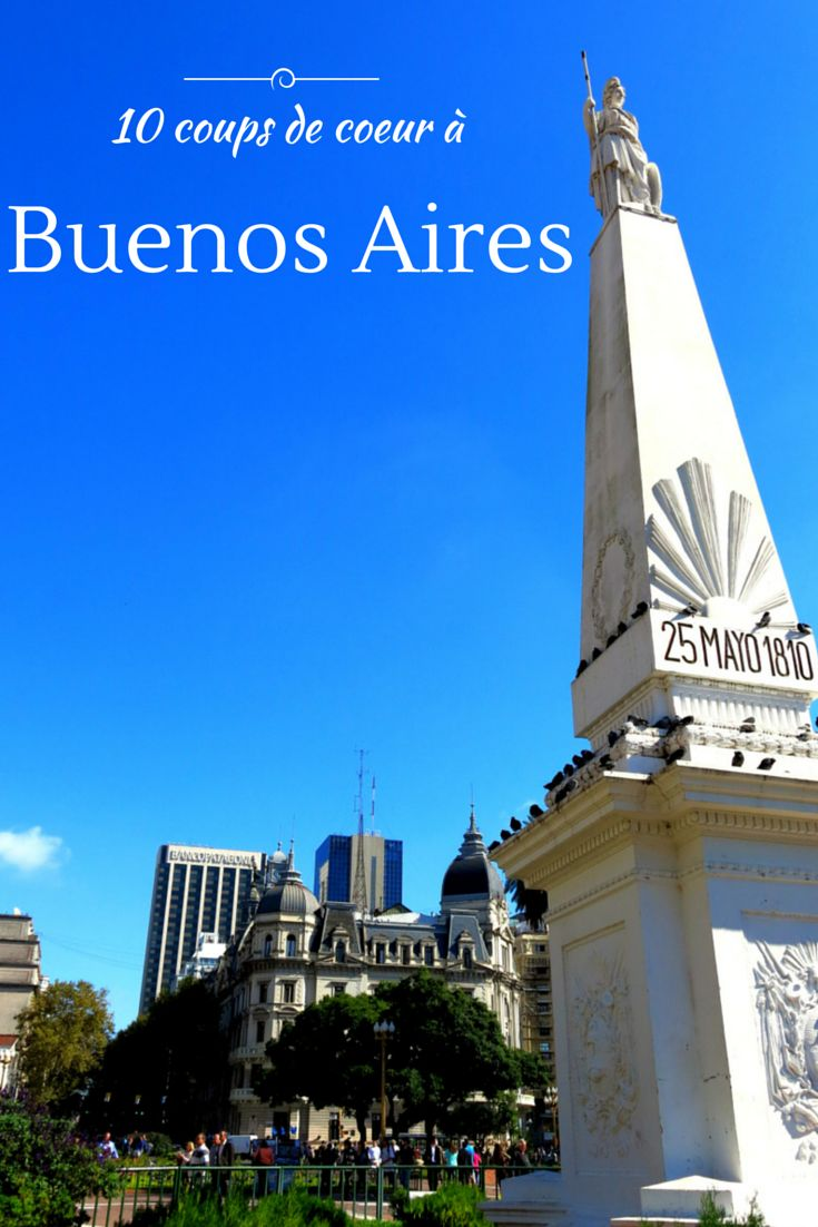 10 suggestions for your next visit of Buenos Aires, between tourist attractions and small unknown treasures