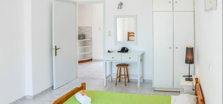 Olive Grove Apartments | Agios Sostis Olive Grove Apartments complex is a small accommodation surrounded by a garden in Agios Sostis resort and it is located very close to the sea.