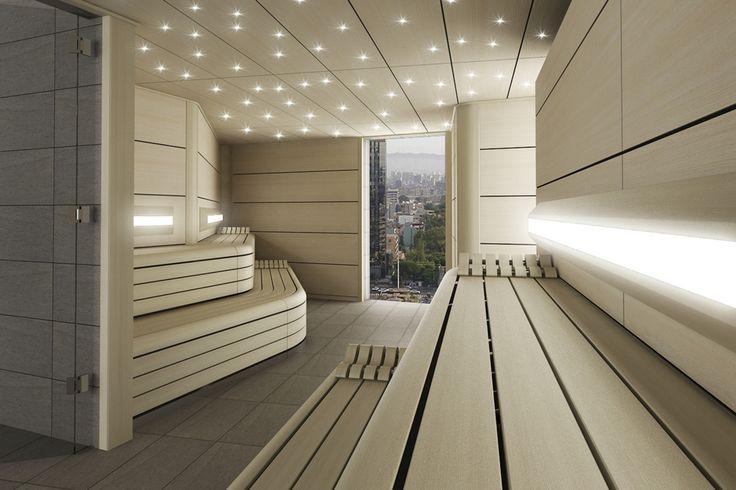 Sauna Finlandesa Paris by INBECA
