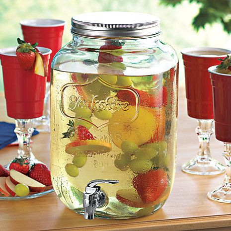 Dispensador de Bebida Mason Jar —  www.facebook.com/acrilicosmelissamaiocchi