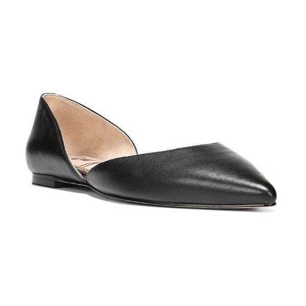 6adf4a388fd Women's Sam Edelman Rodney Pointy Toe D'Orsay Flat (1,825 MXN ...