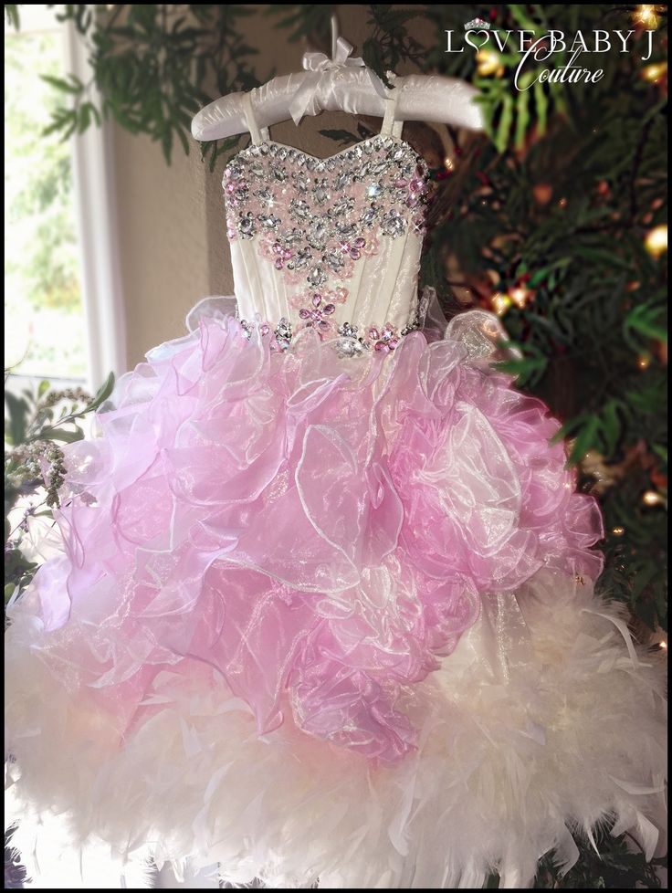 1000 Ideas About Girls Pageant Dresses On Pinterest