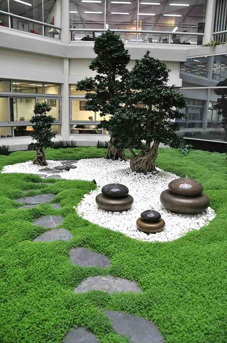 Les 45 meilleures idées de la catégorie Gravier blanc sur ... - Idee Deco Jardin Gravier
