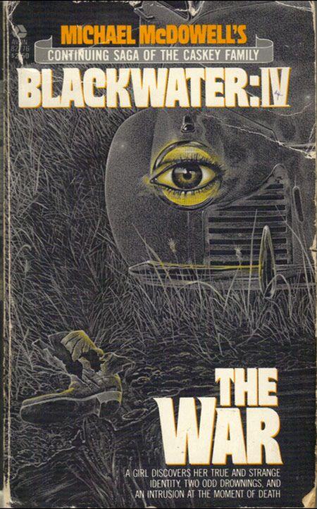 Creepy Vintage Horror Paperback Covers