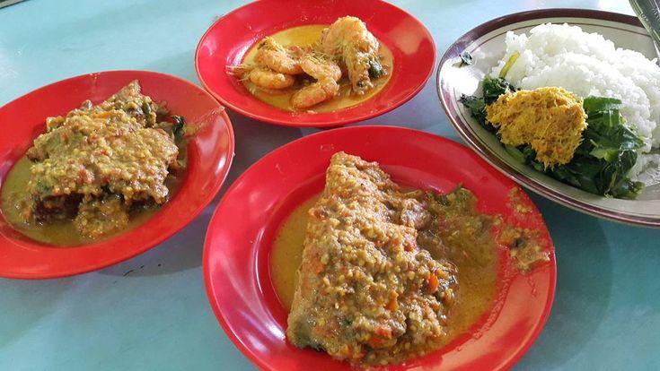 Warung Tangkilsari Menikmati Pedasnya Masakan di Malang - Kuliner Malang