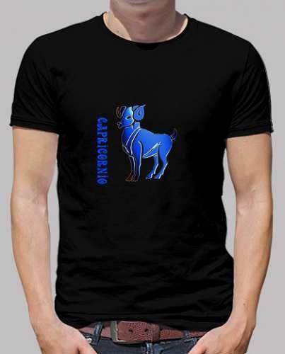 Prezzi e Sconti: #T-shirt capricorno  ad Euro 21.90 in #Tostadora #T shirt uomo