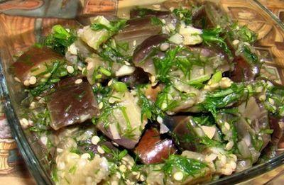 Баклажаны как грибы на зиму. По данному рецепту баклажаны очень напоминают маринованные грибы – ну просто объедение!