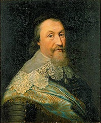 Axel Oxenstierna is widely considered one of the most influential people in Swedish history. He played an important role during the Thirty Years' War and was appointed Governor-General of occupied Prussia; he also laid the foundations of Swedish central government administration as chancellor and confidante to Gustavus Adolphus and then to his daughter Christina.