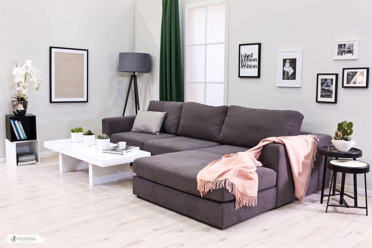 wohnzimmer grau rosa ~ inspirierende bilder von wohnzimmer dekorieren