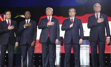 GOP Candidates, CNN Debate Moderators Did Their Best To Make America Sh*t Its Pants