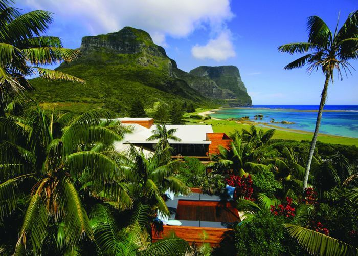 Capella Lodge - Lord Howe Island, NSW | View Retreats #travel