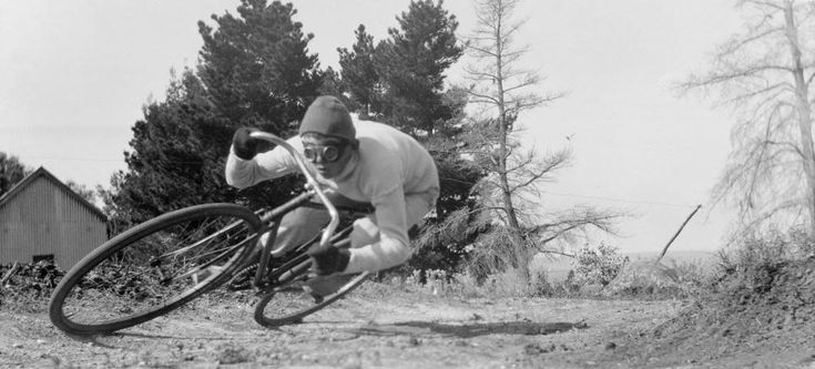 Great vintage pathracer photo.