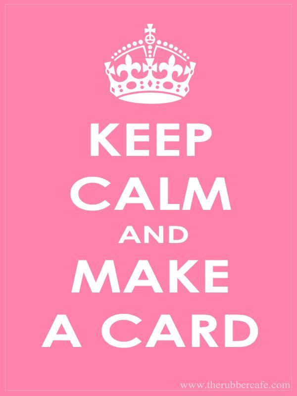 Happy World Cardmaking Day!!