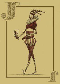 Resultado de imagem para joker card illustration