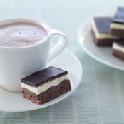 Free chocolate peppermint slice recipe. Try this free, quick and easy chocolate peppermint slice recipe from countdown.co.nz.