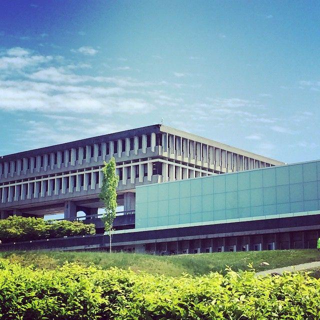 SFU's Burnaby campus