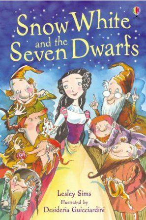 Snow White and the Seven Dwarfs (Young reading): Amazon.co.uk: Lesley Sims, Desideria Guicciardini: Books