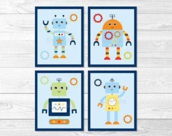 Sports Nursery Wall Art / Sport Nursery Art by LittlePrintsParties