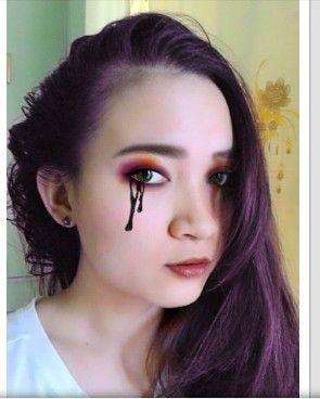 65 best maquiagem fantasia halloween - make up halloween - fantasy ...