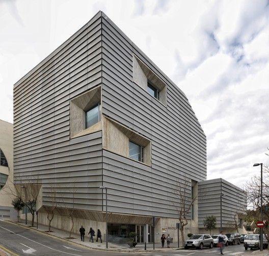 The Aga Khan Award for Architecture Announces 2016 Shortlist,Ceuta Public Library, Ceuta, Spain, Paredes Pedrosa Arquitectos. Image Courtesy of The Aga Khan Award for Architecture