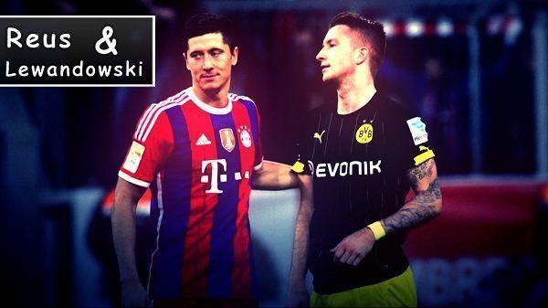 Marco Reus i Robert Lewandowski przyjaciółmi pomimo gry w innych klubach • Fajny film prezentujący więź dwóch piłkarzy • Zobacz >>