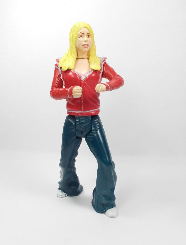 Doctor Who - Rose Tyler - Action Toy Figure - Dr Who