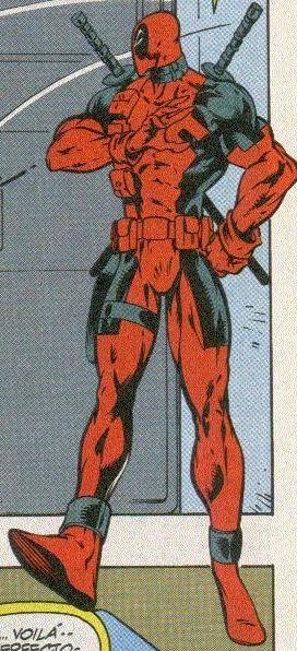 Deadpool (Character) - Comic Vine