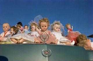 Красочный мир Уильяма Эгглстона — Look At Me — Посты