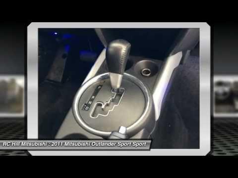 2011 Mitsubishi Outlander Sport DeLand Daytona Orlando BZ004668